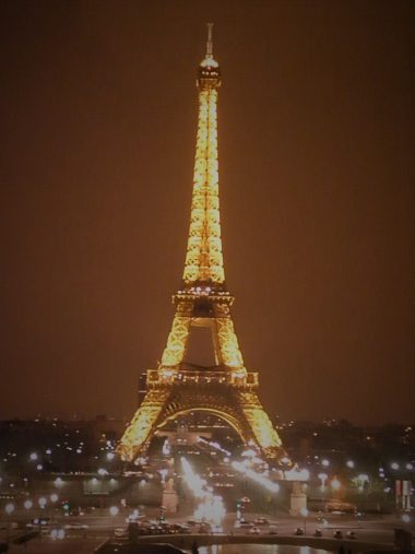 フランス・エッフェル塔