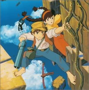 『天空の城ラピュタ サウンドトラック 飛行石の謎』(徳間ジャパンコミュニケーションズ)