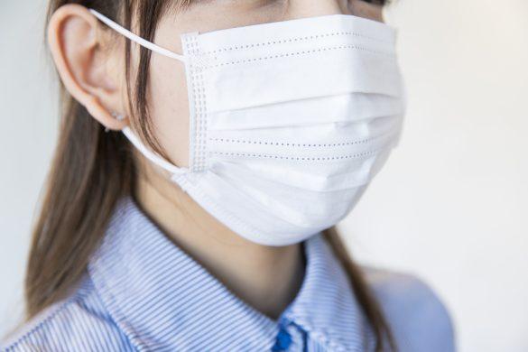 ちょっと恥ずかしい「マスクトラブル」5選、グレーのマスクで顔汗が目立つetc…