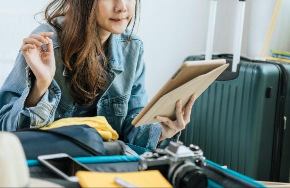 旅行に行けなくても「エア荷づくり」で心がスッキリ? 何じゃそれ?