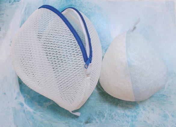 ブラジャー洗濯ネット マシマロ・2枚収納用