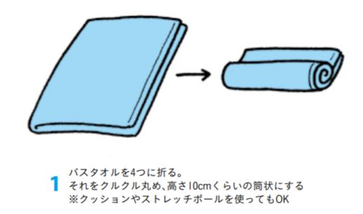 1 三橋式快眠ストレッチ(「睡眠メソッド100」より) (002)