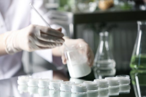 化粧品の研究開発