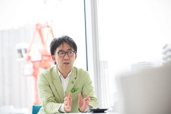 『SUUMO』編集長の池本洋一さん