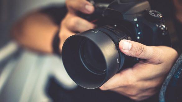 写真撮影モデル