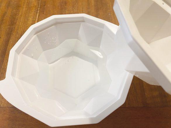 氷の器の作り方は簡単