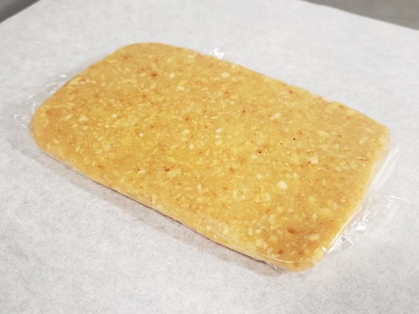 プリッツで作るアップルタルト