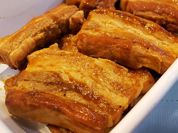 中華風焼豚
