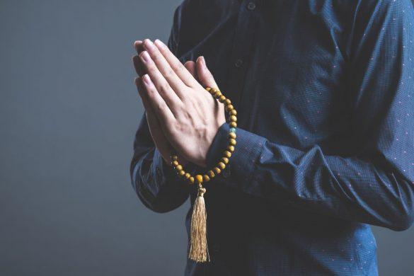 数珠、仏教、法事、信仰、祈り、仏事