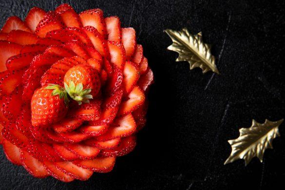 TOCHIAIKA Strawberry Tart