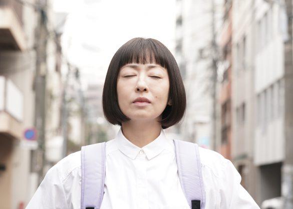 佳子さんは後ろ向きだけどポジティブ