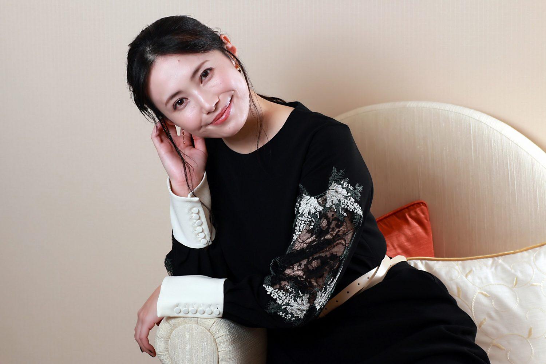 美村里江、改名から2年「変換エネルギーがいらなくなった」