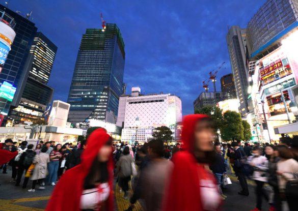 2018渋谷