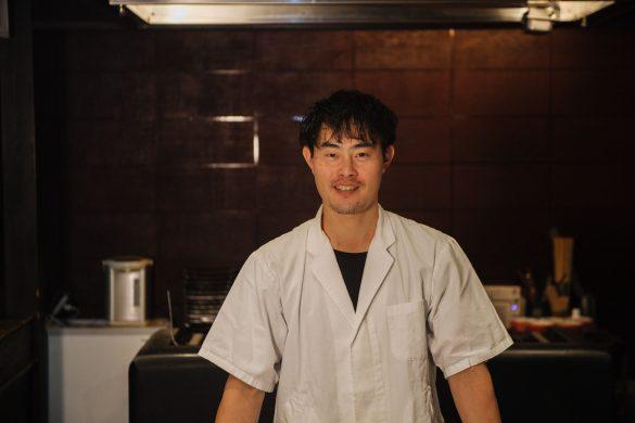 「ゆるり屋」店長の萩原健介さん
