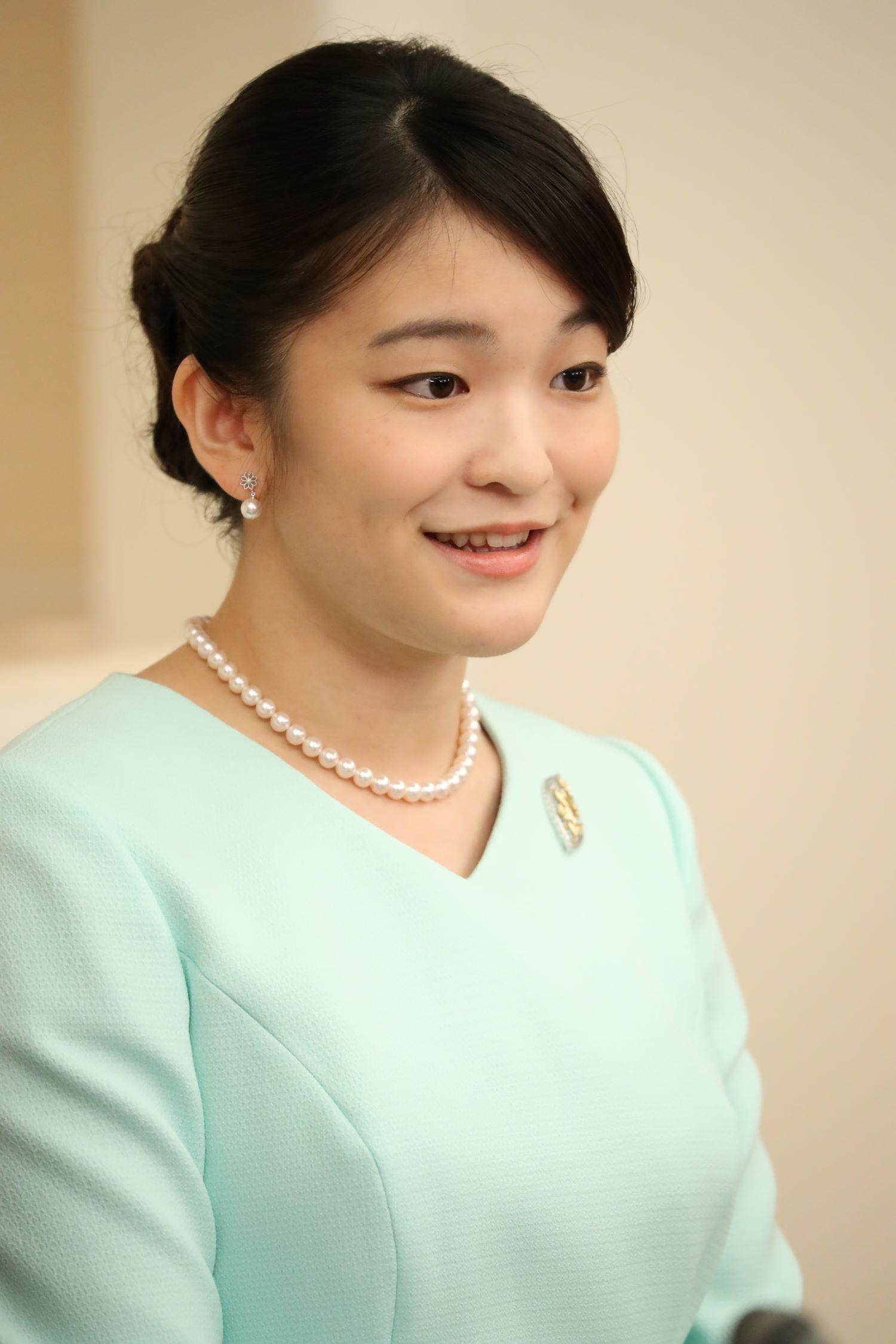 眞子さま 写真:日本雑誌協会代表取材