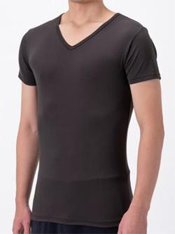 「メンズ用美容ボディパック」ブラック、ベージュの2色