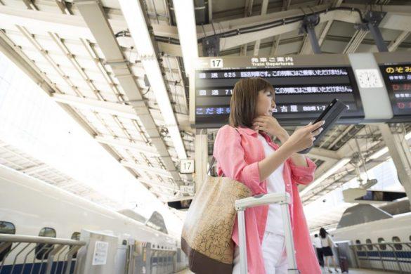 鉄道、電車、駅、新幹線、旅行