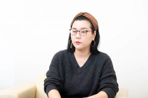 ジェーン・スーさん 撮影/山川修一(扶桑社)