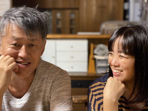 中川拓さん、亜衣子さん夫婦