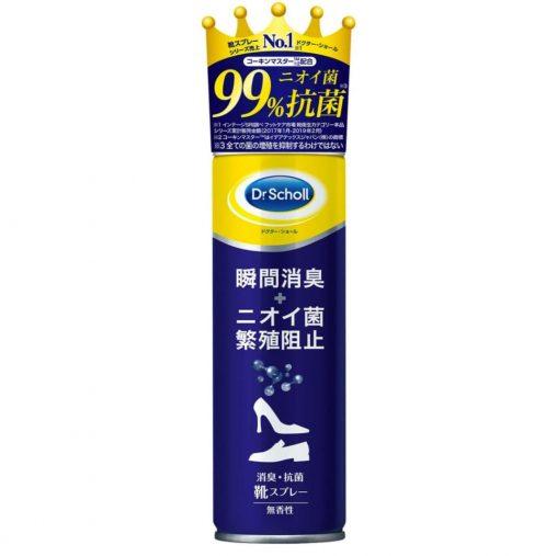消臭・抗菌 靴スプレー 150ml(ドクター・ショール)/税込791円(Amazon価格)