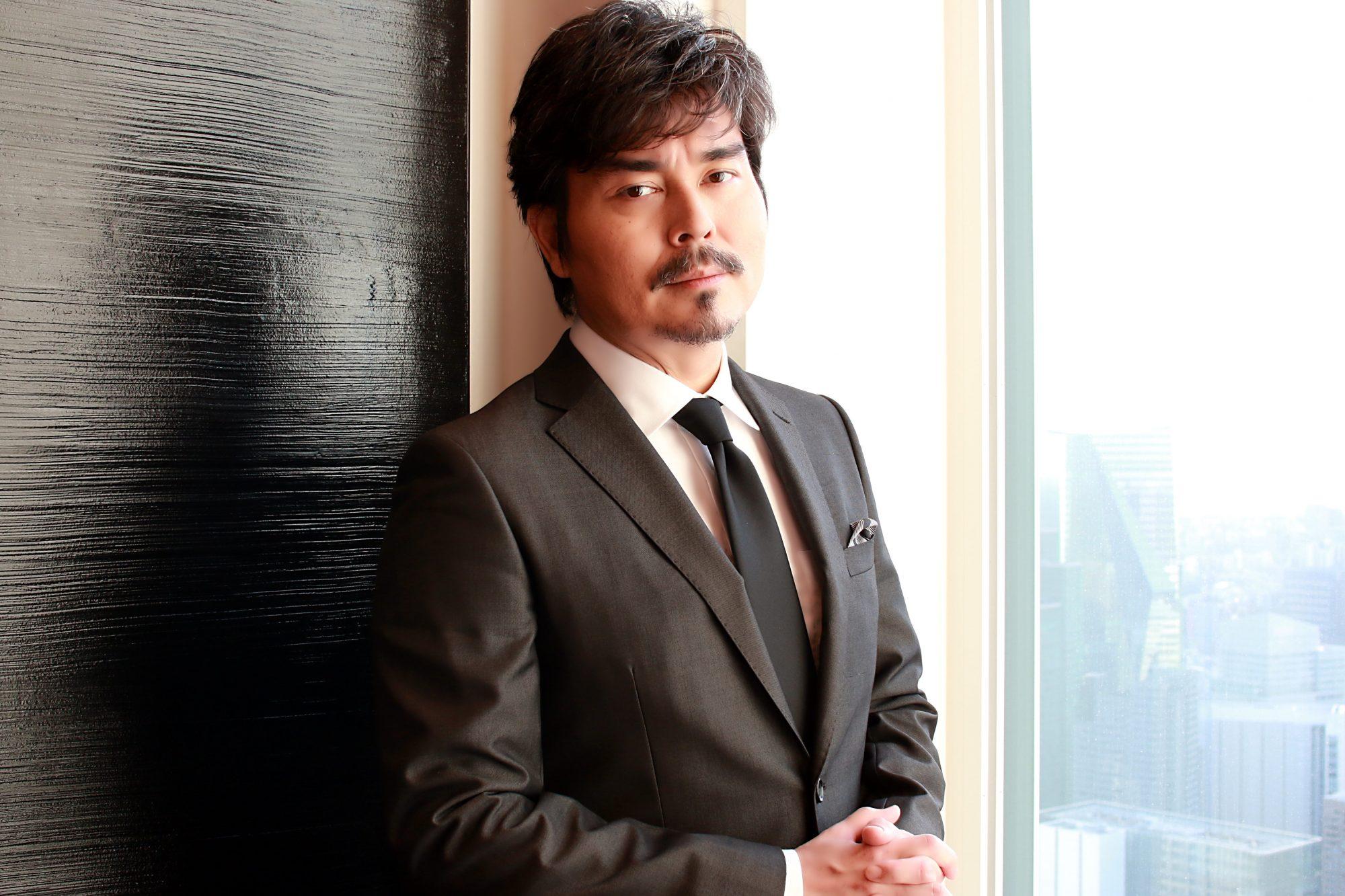 小澤征悦『水上のフライト』よりインタビュー
