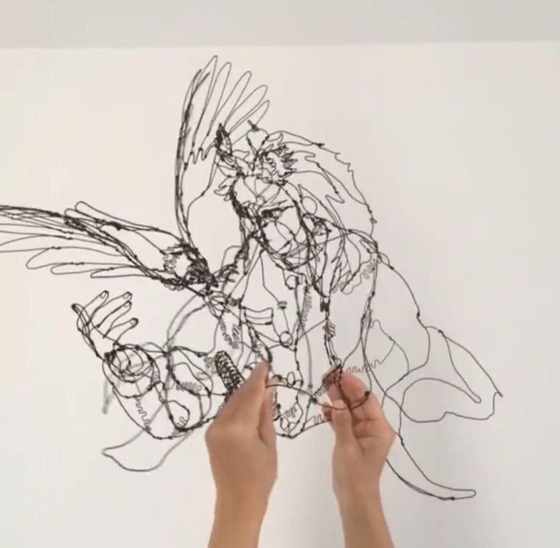 煉獄杏寿郎・斜め