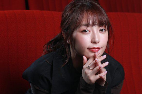 宇垣美里が声優に初挑戦「光栄だったのと同時に怖かったです」