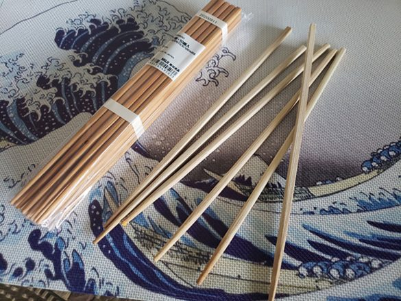 無印良品キッチンツール 竹箸