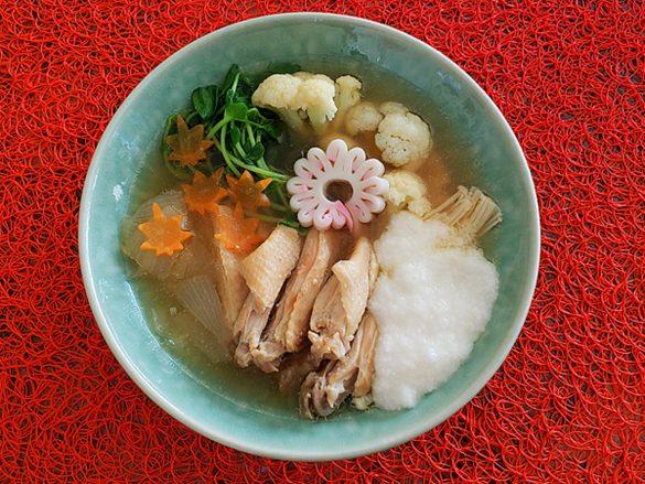 腸活スープ