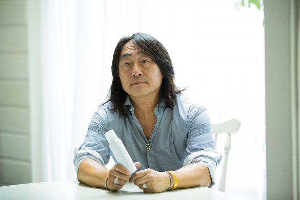メイクアップアーティスト・中嶋竜司さん