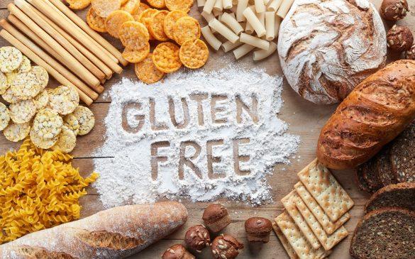 グルテンフリー、パン、パスタ、小麦粉