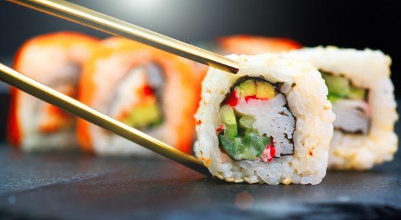 カリフォルニアロール 巻き寿司
