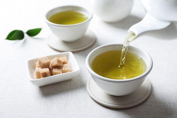 緑茶、日本茶、お茶