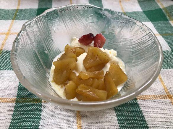 志麻さんの台所ルール・手作りデザート