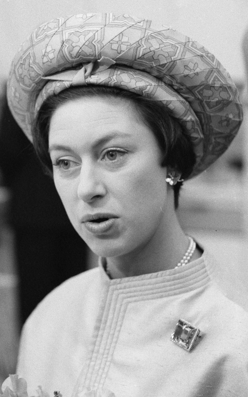 マーガレット王女 1965年(画像:Wikipediaより)
