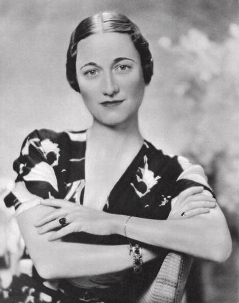 ウォリス・シンプソン、ウィンザー公爵夫人(画像:Wikipediaより)