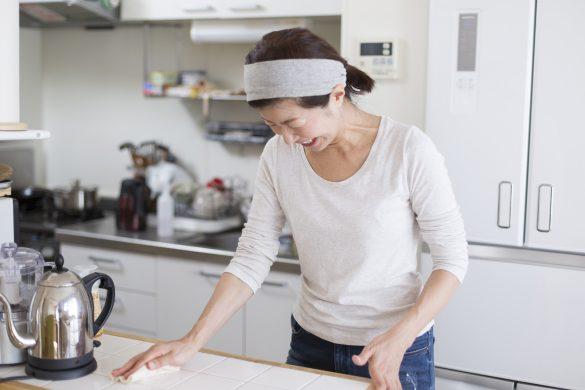 セリアの「クレンザー」が台所の掃除に大活躍、ピカピカになっちゃった~