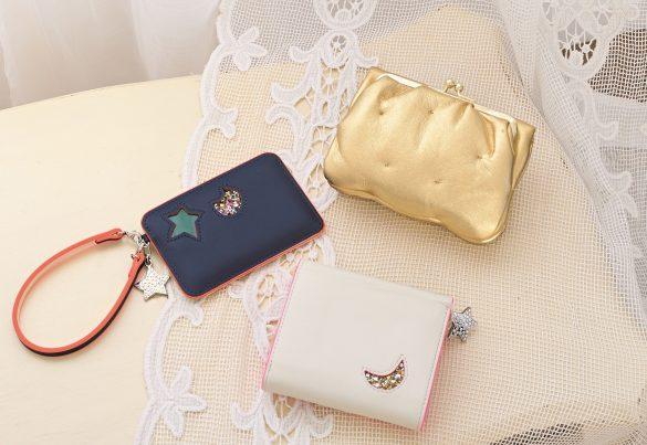 札入れ、パスケース、口金折財布  (すべてツモリチサトキャリー/コランド)