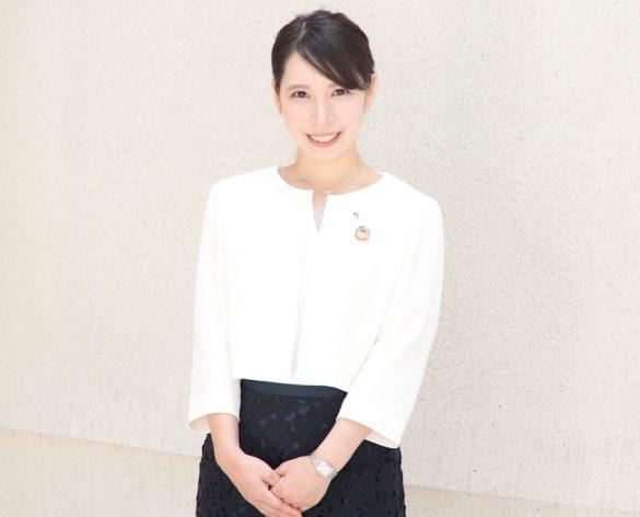 西口彩乃さん