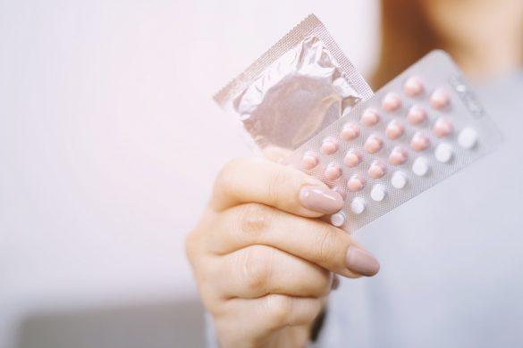 避妊 低用量ピル コンドーム