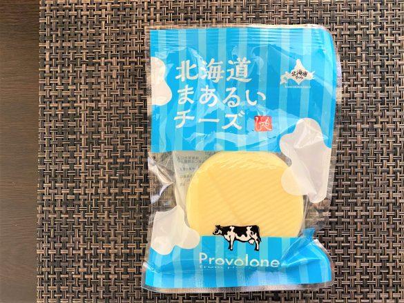「北海道まあるいチーズ」(594円)