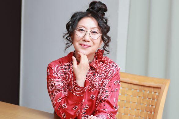室井滋さん、猫のインタビュー