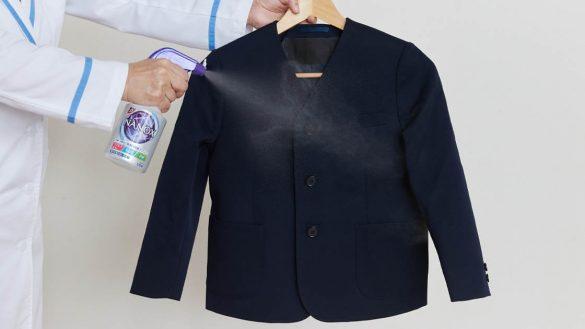 衣服のウイルス対策