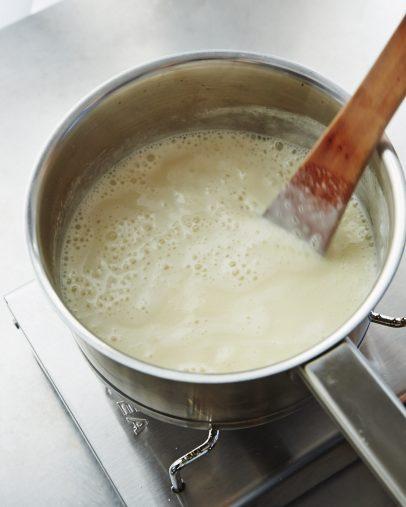 豆乳と甘酒