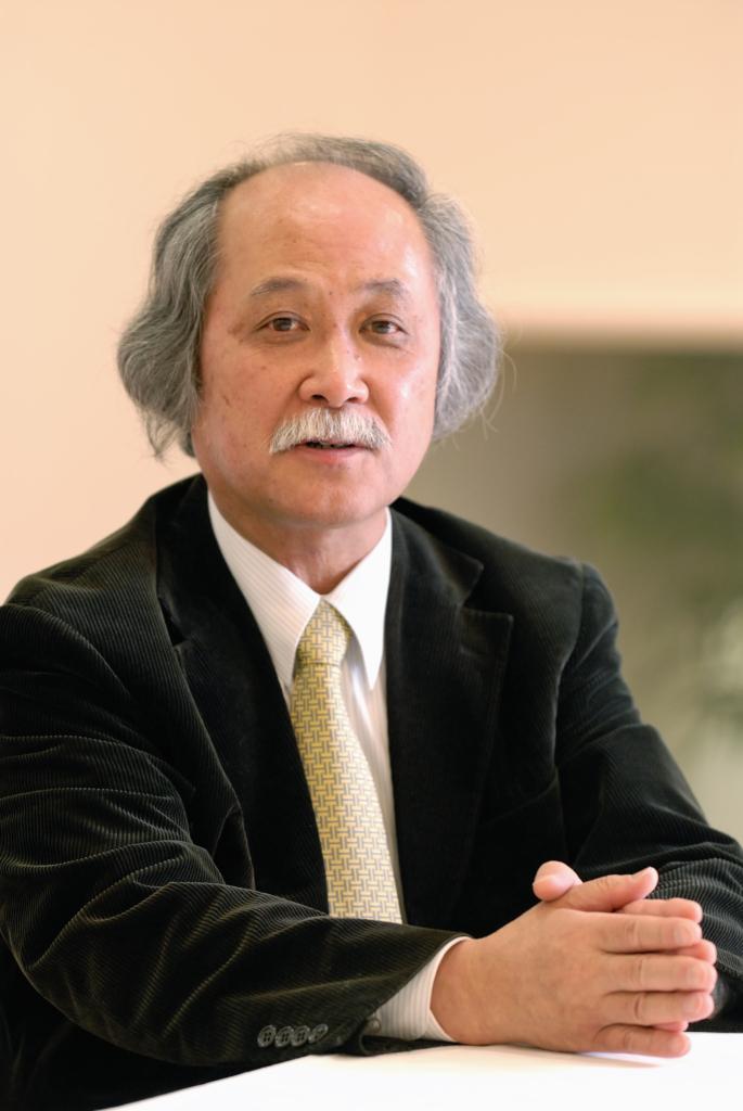 民俗学者の新谷尚紀先生
