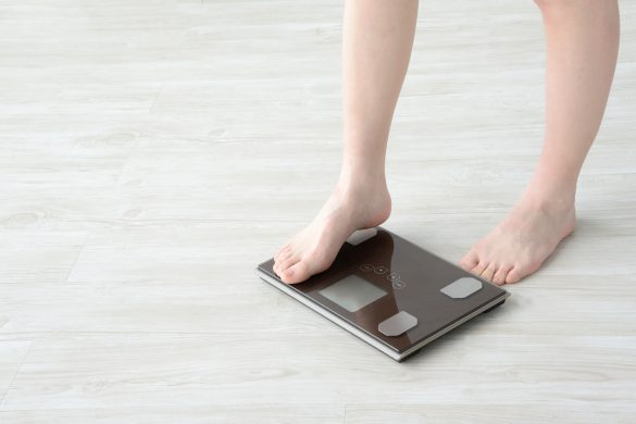 コロナ太りで体型を気にし始めた妻