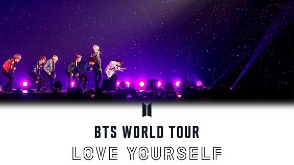 BTS WORLD TOUR _LOVE YOURSELF_ ~JAPAN EDITION~ at 福岡ヤフオク!ドーム