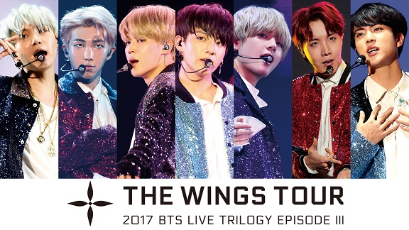 2017 BTS LIVE TRILOGY EPISODE III THE WINGS TOUR IN JAPAN ~SPECIAL EDITION~