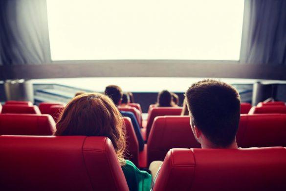 映画館、映画デート、劇場