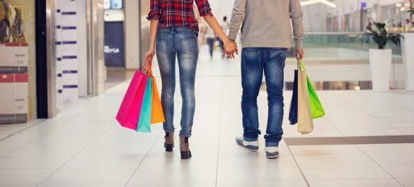 ショッピングモール デート
